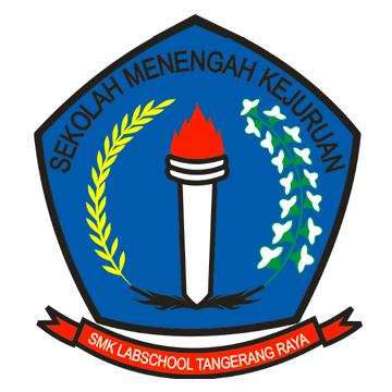 SMK LABSCHOOL TANGERANG RAYA Logo