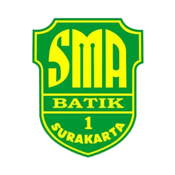 SMA Batik 1 Logo