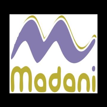 SMK Madani Turen Logo