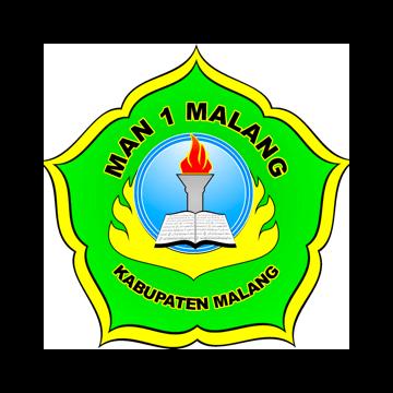 MAN 1 MALANG Logo