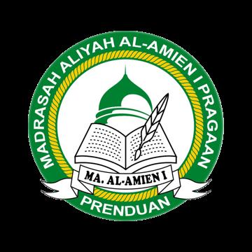 MA Al-Amien 1  Pragaan Sumenep Logo