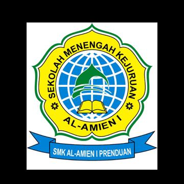 SMK Al-Amien 1 Prenduan Sumenep Logo