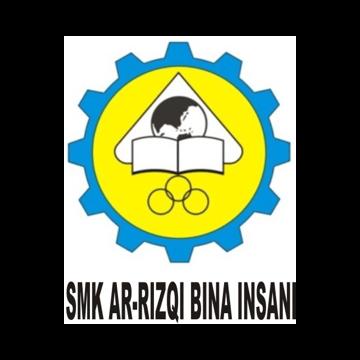 SMK Ar Rizqi Bina Insani Logo